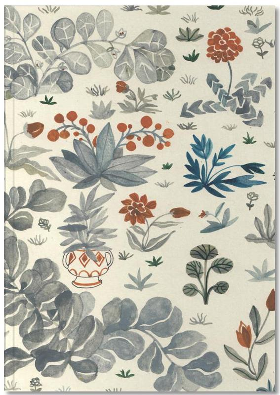 Feuilles & Plantes, Yves Notebook