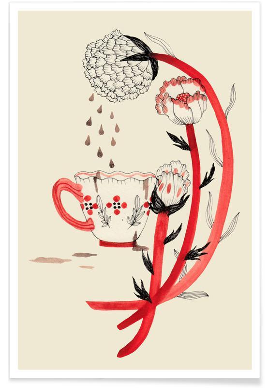 Kaffee, Coffee -Poster