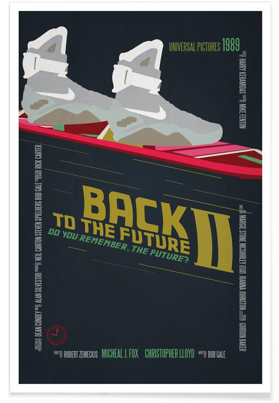 Films, Back To The Future poster