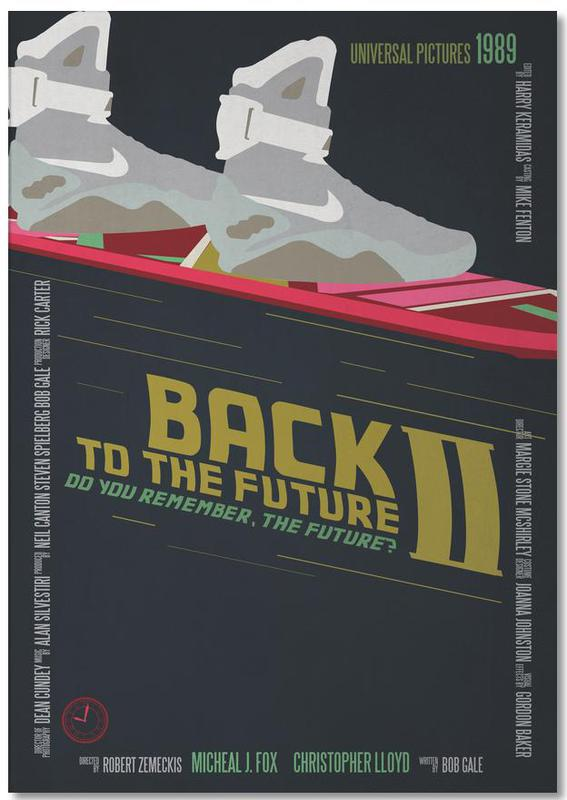 Back To The Future Notepad
