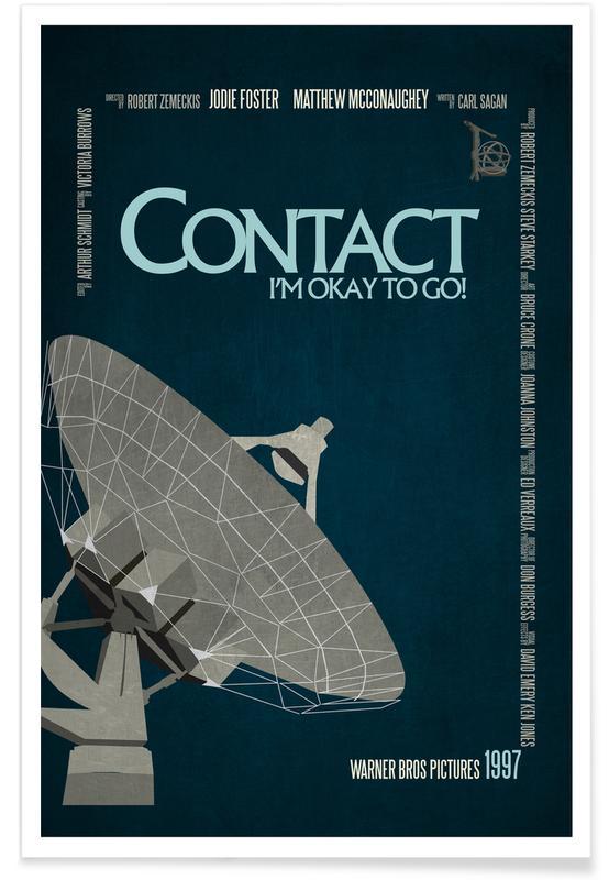 Filme, Contact -Poster
