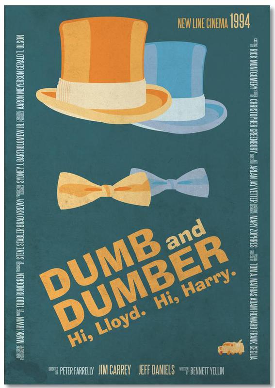 Films, Dumb And Dumber bloc-notes
