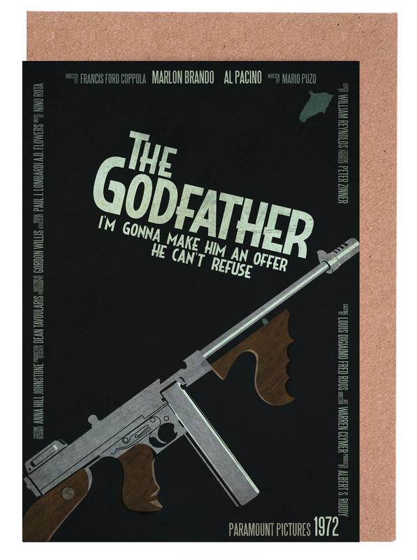 Films, Godfather cartes de vœux