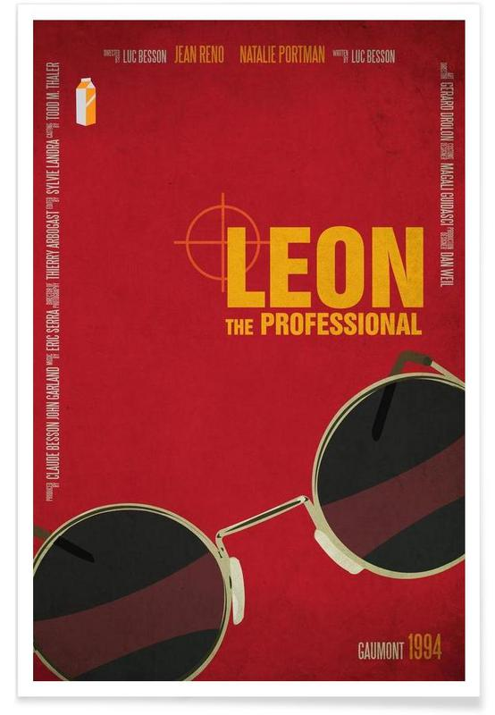 Films, The professional affiche