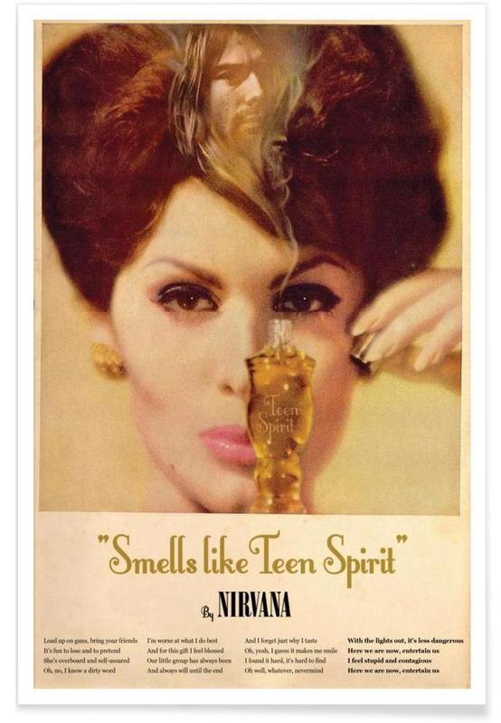 Teen Spirit -Poster