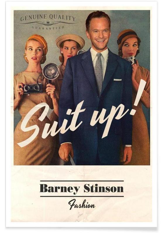 Séries TV, Barney affiche
