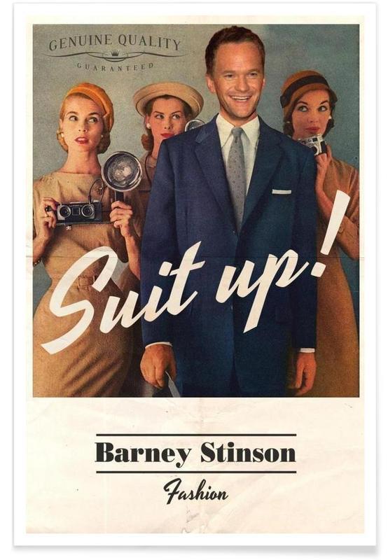 Barney Poster