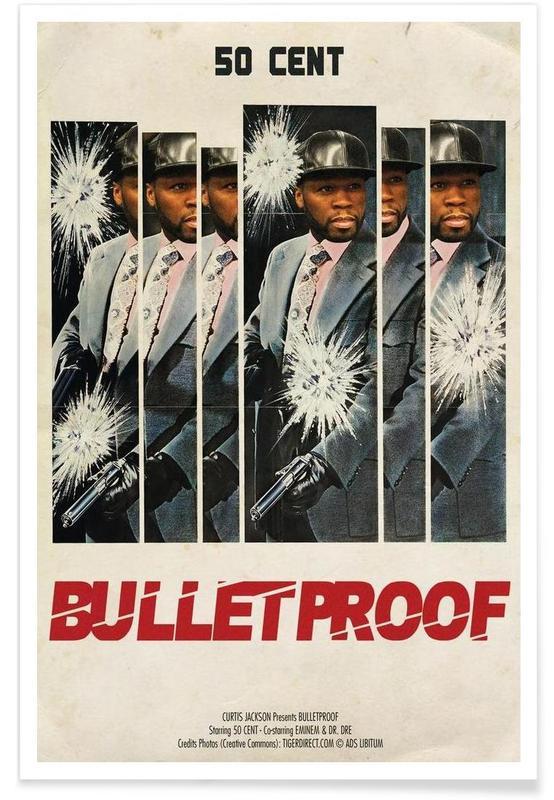 Hip-Hop & Rap, Bullet Proof affiche