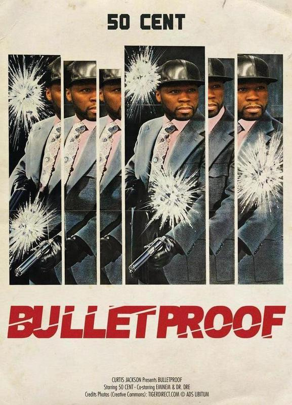 Bullet Proof Canvas Print