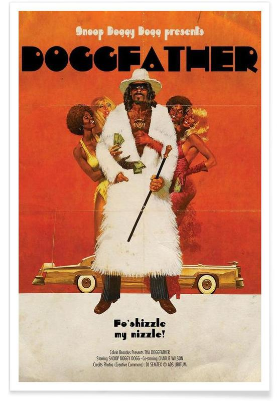 Dogg Father -Poster