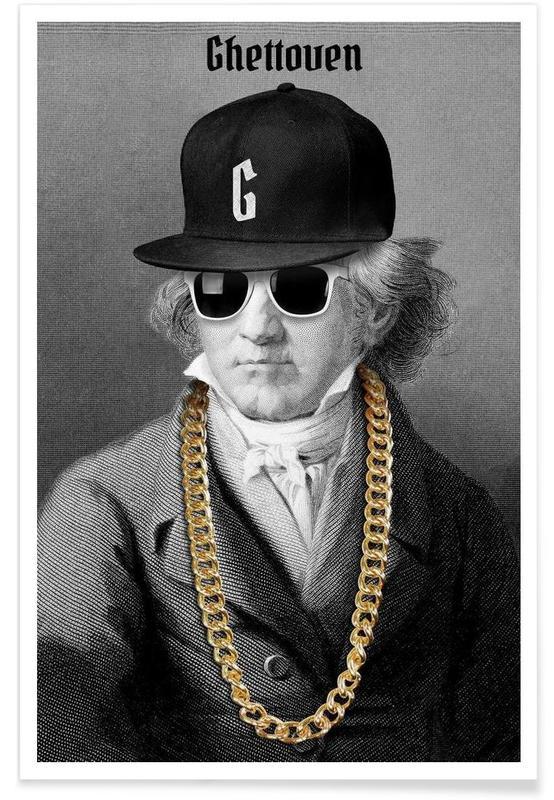 Humour, Ghettoven affiche