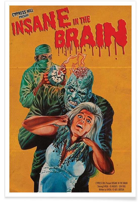 Retro, Insane poster