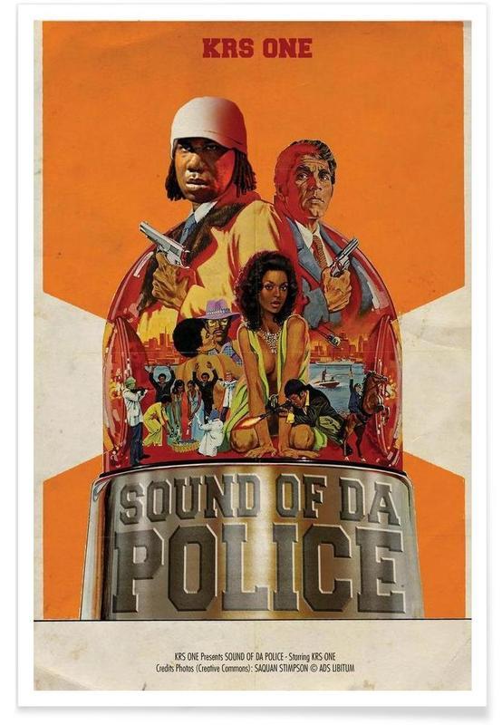 Hip-Hop & Rap, Krs affiche