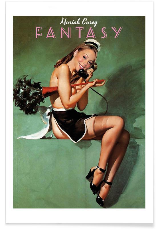 , Mariah -Poster