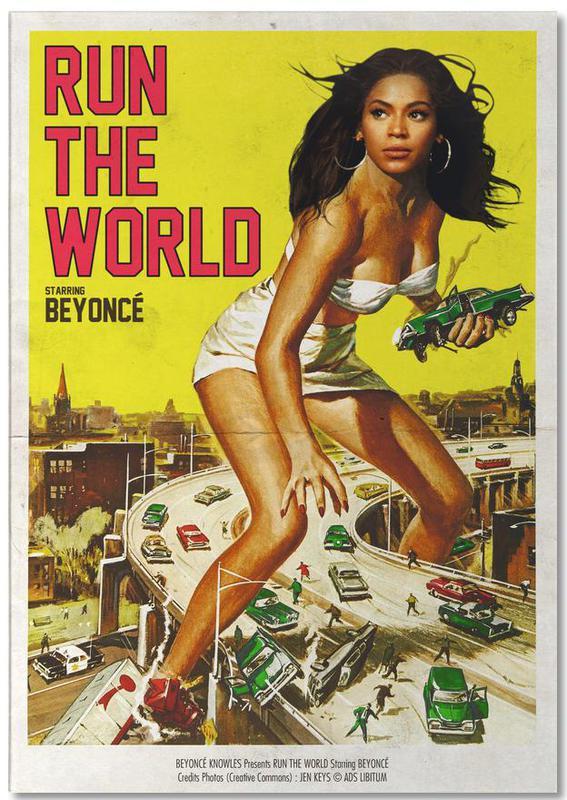 Beyonce, Run the World bloc-notes