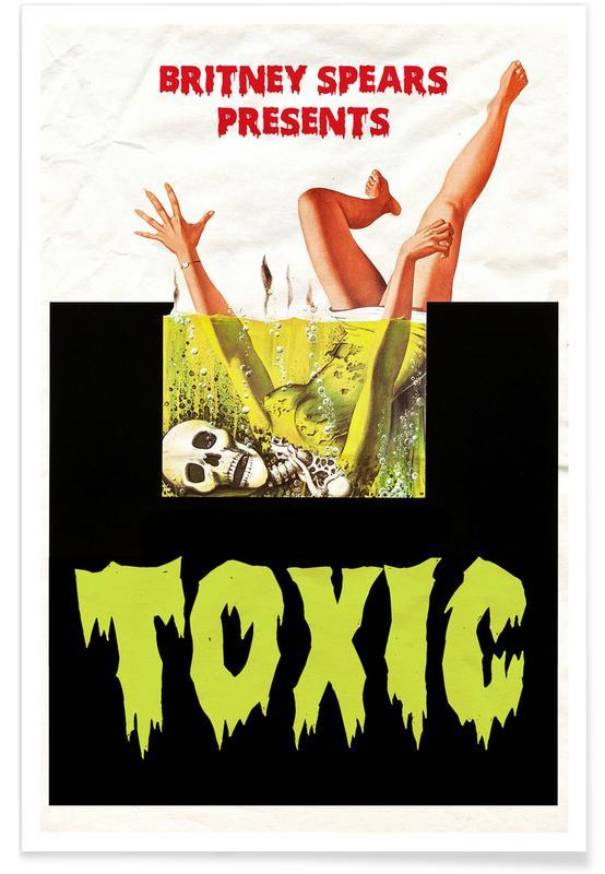Pop Art, Films, Toxic affiche
