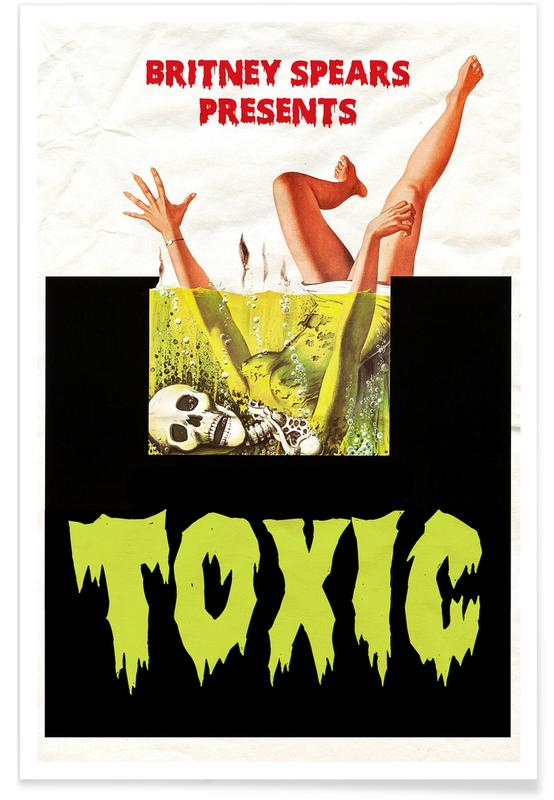 Popart, Films, Toxic poster