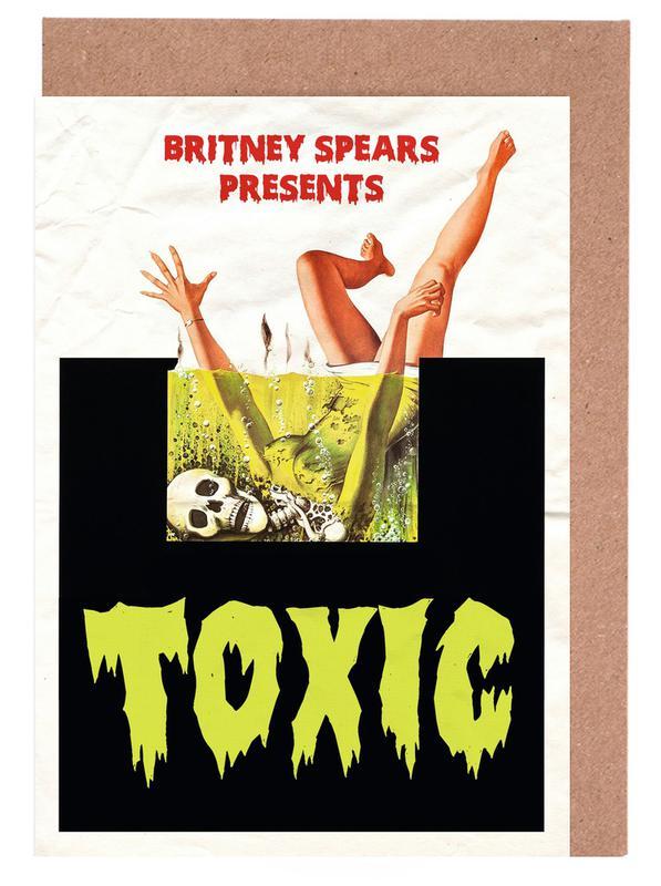 Pop Art, Films, Toxic cartes de vœux