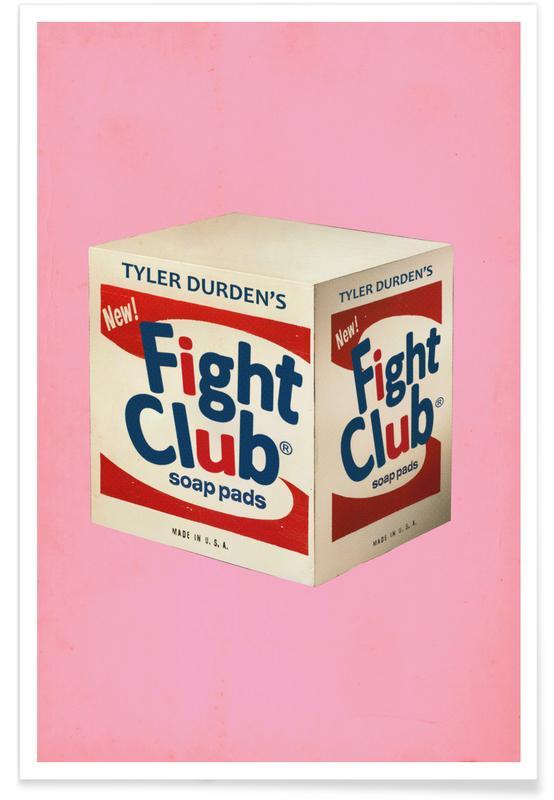 Pop Art, Films, Fight Shot affiche