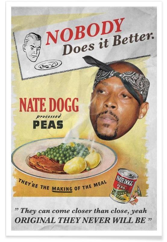 Hip-Hop & Rap, Nobody does it better affiche