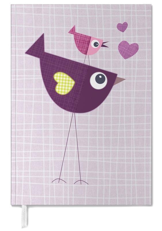 Love Birds Personal Planner