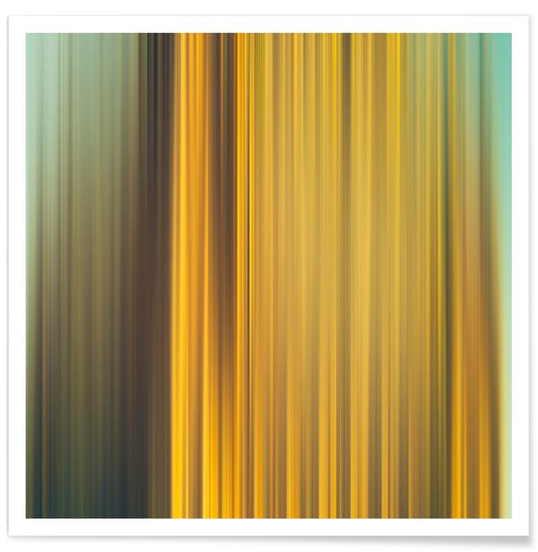 , Golden Cliff poster