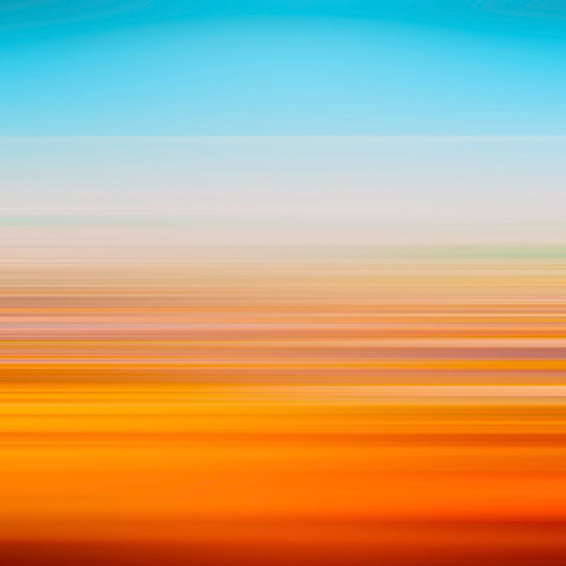 Wavelength -Leinwandbild