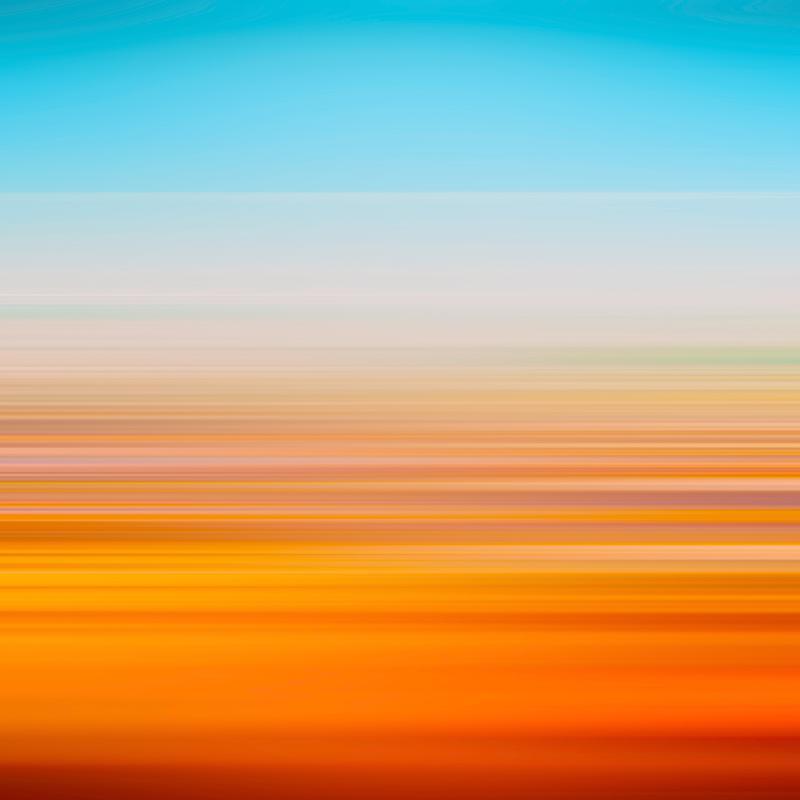 Wavelength -Acrylglasbild
