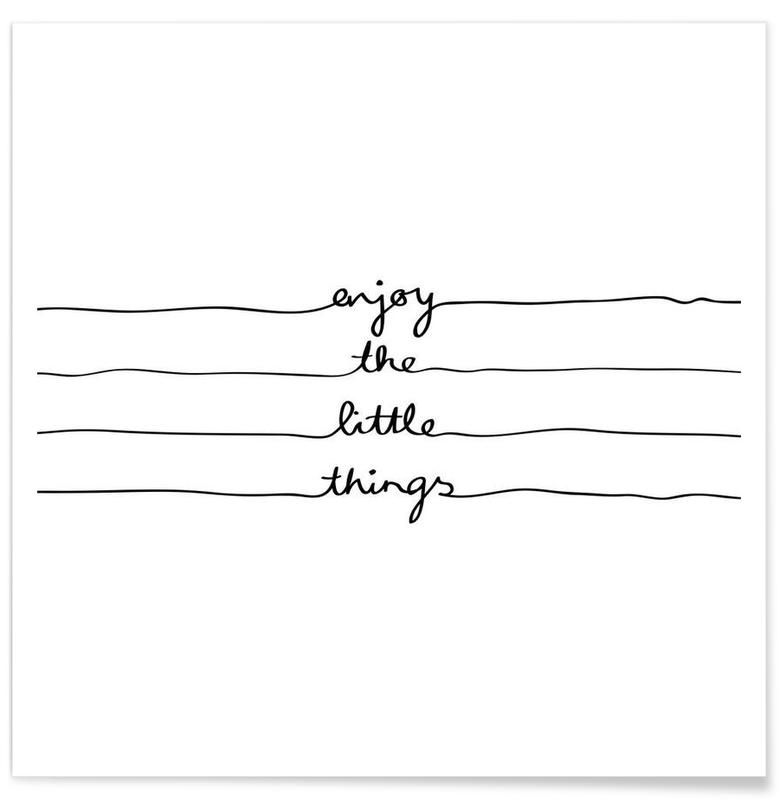 Little Things affiche
