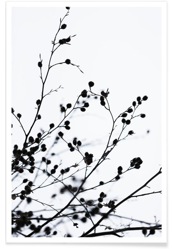 Winter Silhouettes 1 -Poster