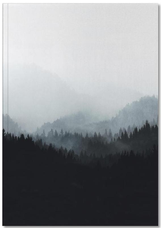 Wälder, Woods 5Y Notebook