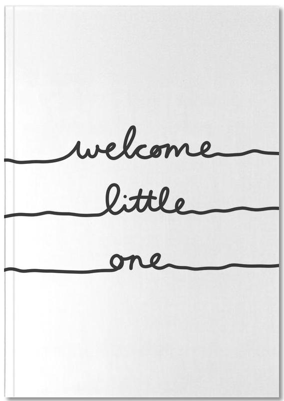 Welcome Little One Notebook
