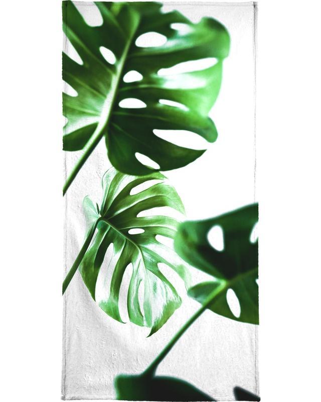 Monstera 4 -Handtuch