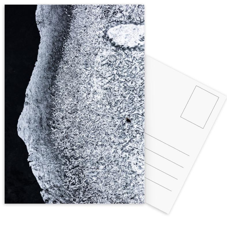 Zwart en wit, Frozen 1 ansichtkaartenset