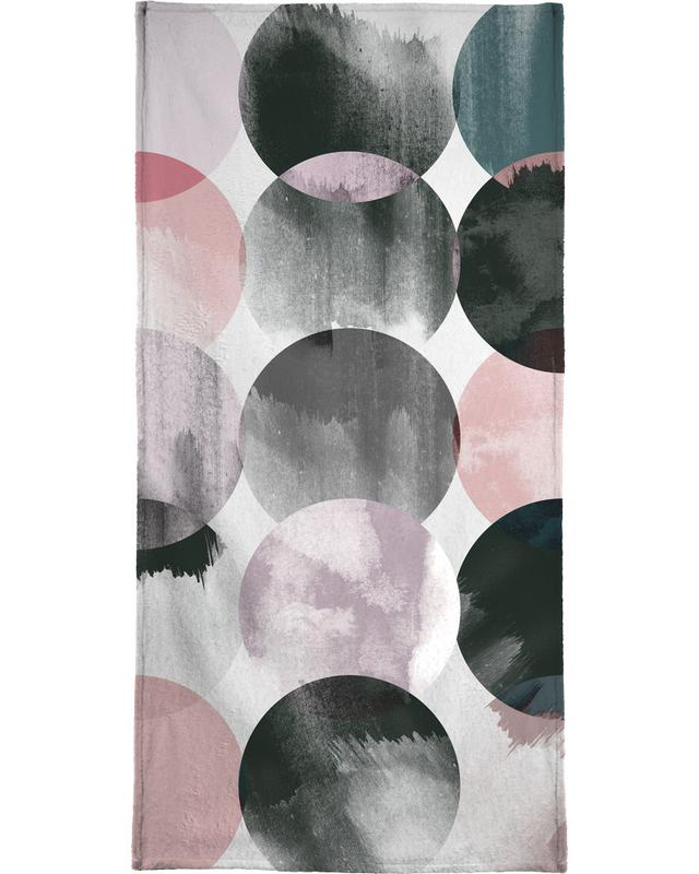 Minimalism 16 Beach Towel