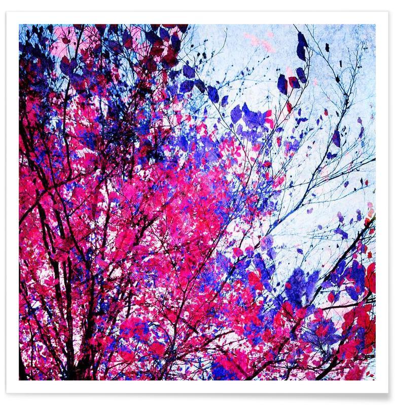 Pink Tree affiche