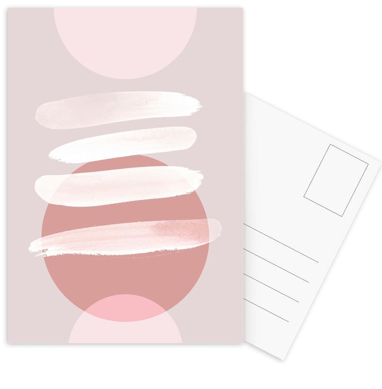Minimalism 18 Postcard Set