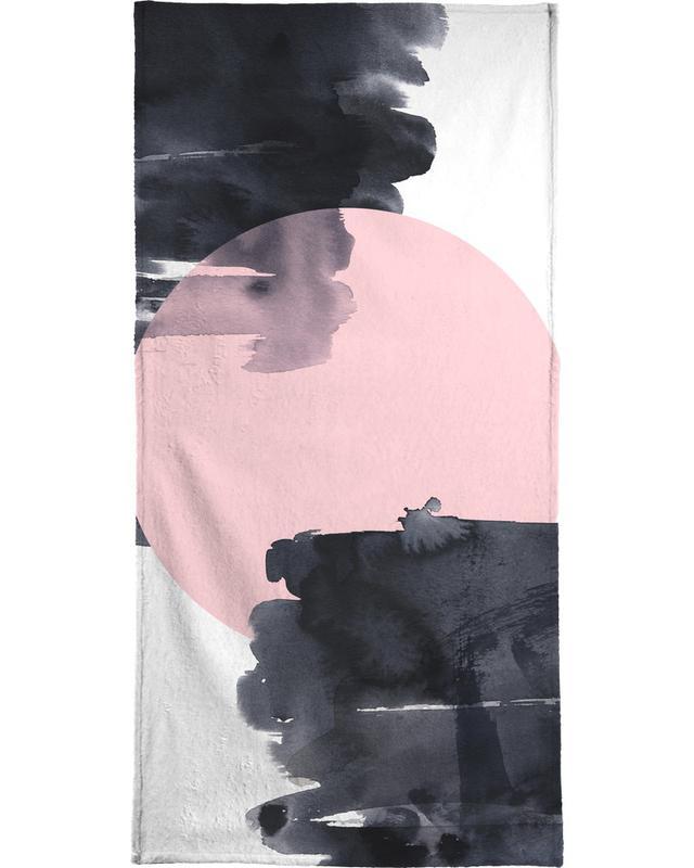 Minimalism 20 Beach Towel