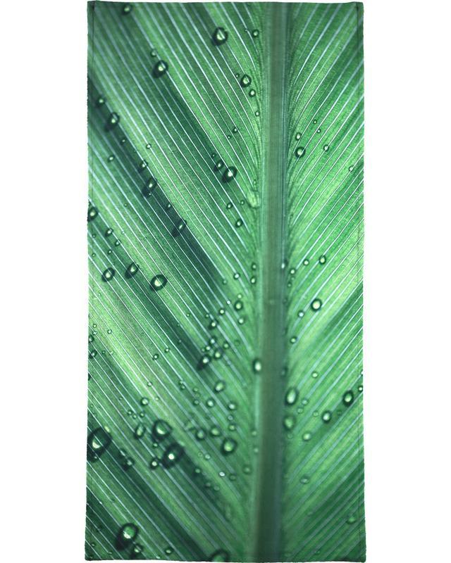 Palm Leaves 11 -Strandtuch
