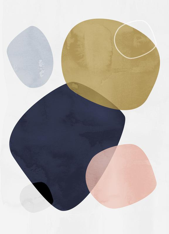 Graphic 183 canvas doek