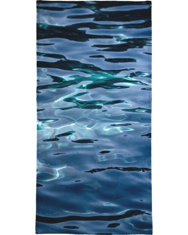 Water 6 -Strandtuch