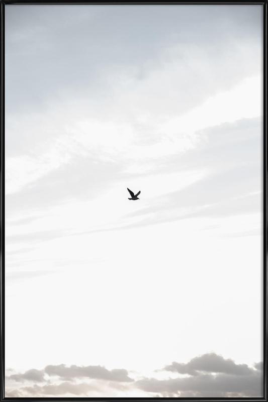 Flying High ingelijste poster