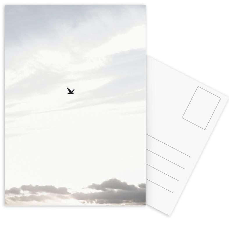 Flying High Postcard Set