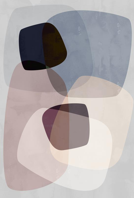 Graphic 194B Acrylic Print