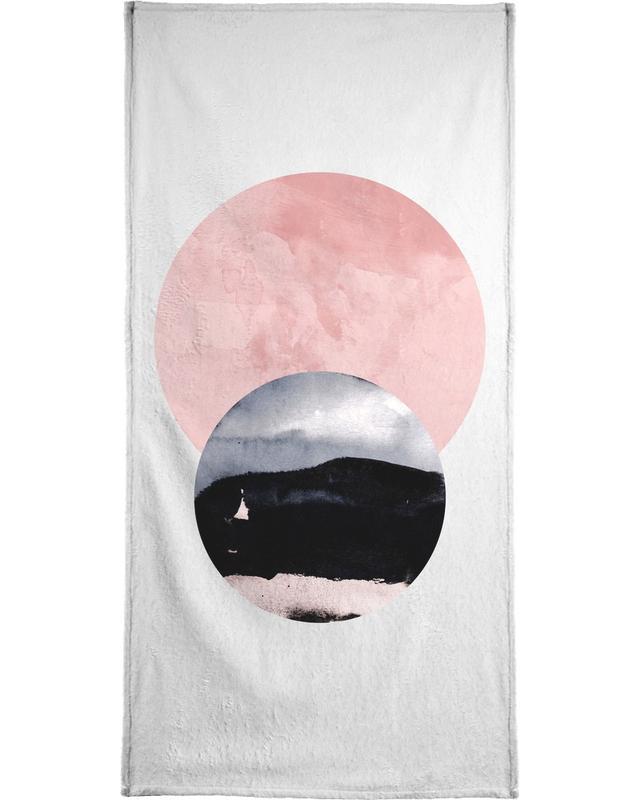 Minimalism 31 -Handtuch