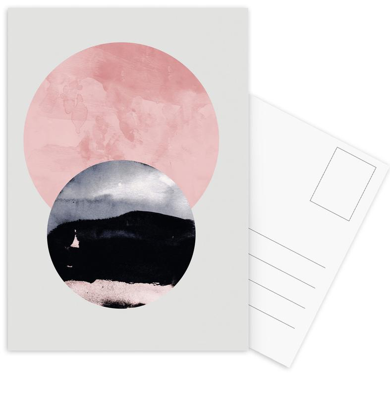 Minimalism 31 Postcard Set