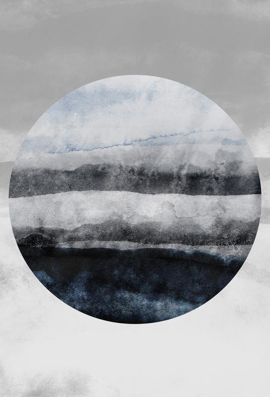 Minimalism 47 -Acrylglasbild