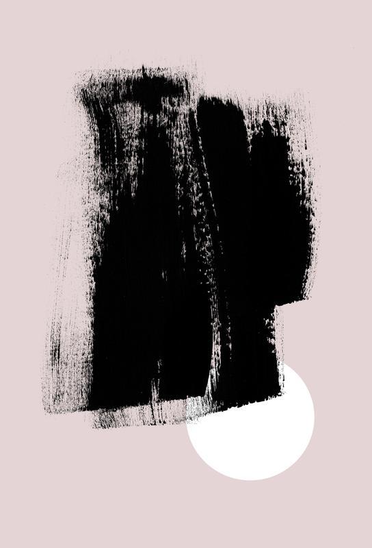 Minimalism 49 -Acrylglasbild