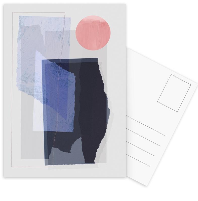 Pieces 10A cartes postales