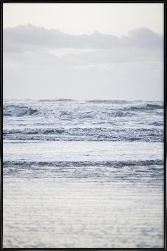 The Sea Framed Poster